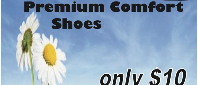 Identity Slip, Premium Comfot Shoes and Lunar Pupil