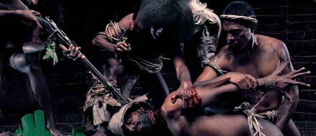 Greg Semu: The Last Cannibal Supper