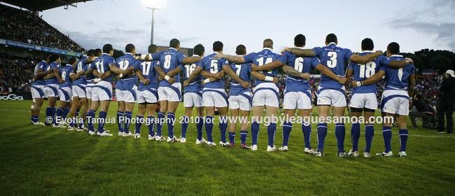 Toa Samoa Juniors Trials - U9's to U20's