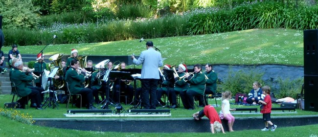 Port of Napier Brass Band Carols by Candlelight
