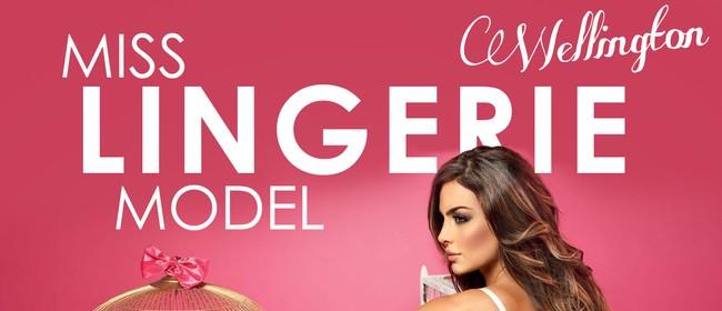 Miss Lingerie Model