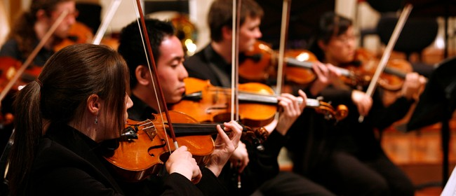Special Event: The University of Auckland Strings - Canzonas