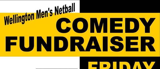Comedy Fundraiser
