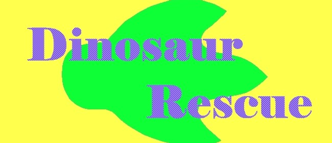 Dinosaur Rescue Book Launch