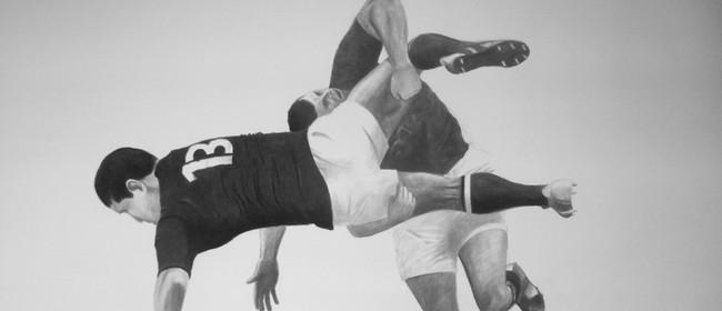 Duncan Hill: Men in Black Charcoal