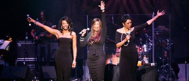 The Pointer Sisters - I'm So Excited Tour