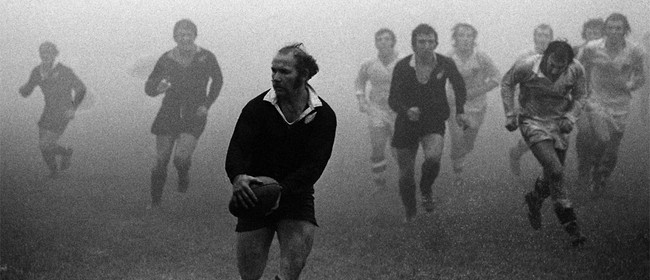 Hard on the Heels: Peter Bush Capturing the All Blacks