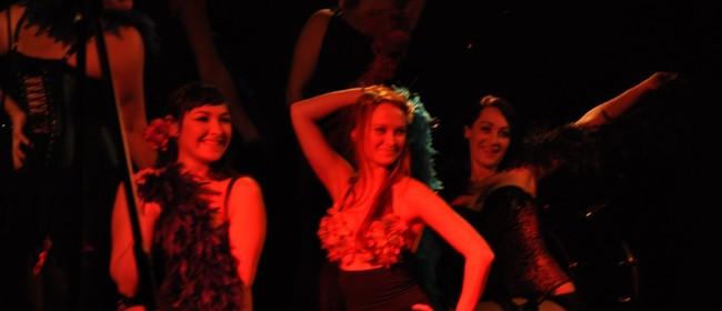 Dunedin: Amateur Burlesque Show