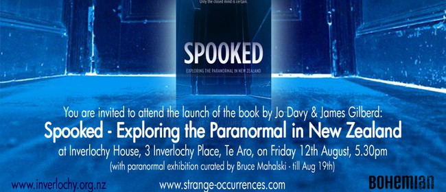 Spooked - Exploring the Paranormal in New Zealand