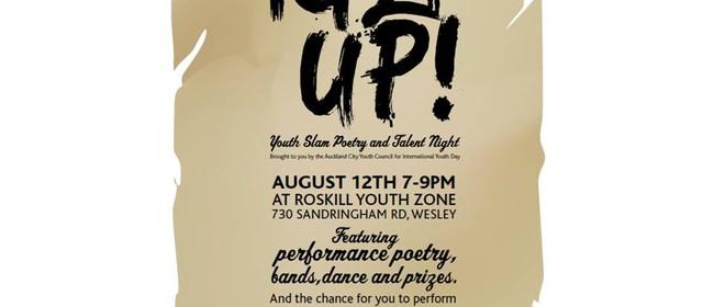 Ryz Up - International Youth Day