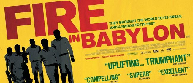 NZ Film Festival: Fire in Babylon