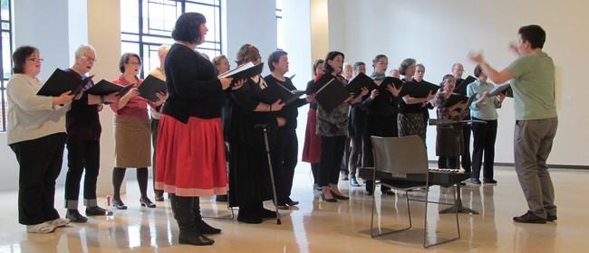 Cantoris Choir: Arvo Pärt