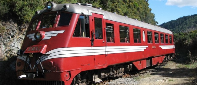 Silver Stream Railway Fathers Day Special