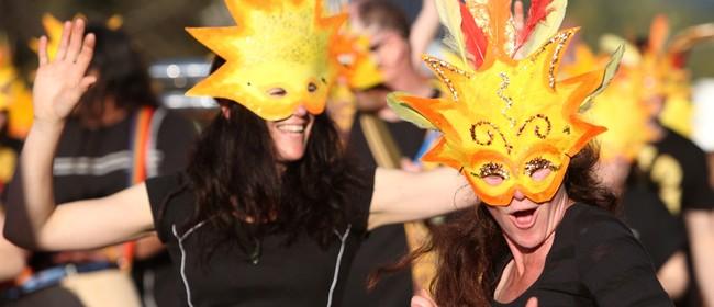 More FM Carnivale & Sonic Live Zone 1903 - Nelson Arts Fest