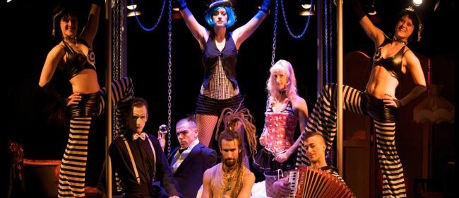 Berlin Burlesque - Nelson Arts Festival