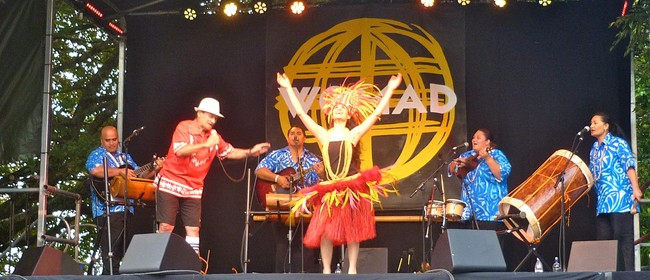 Will Crummer And The Rarotongans - Nelson Arts Festival