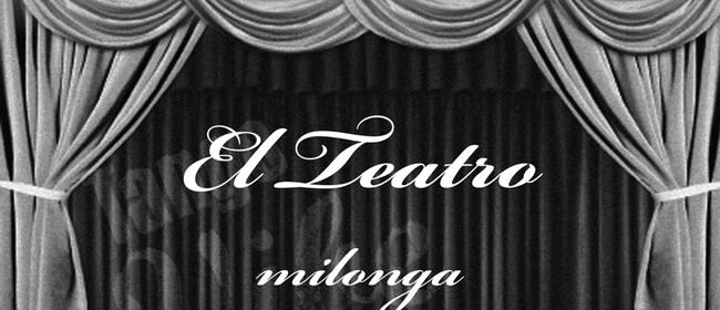 TangoVibe Presents: El Teatro Milonga