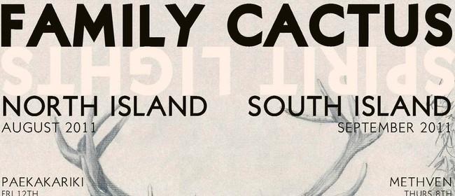 Family Cactus - Spirit Lights Tour