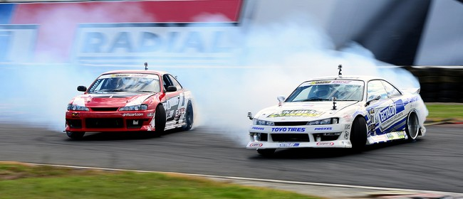 D1NZ New Zealand Drifting