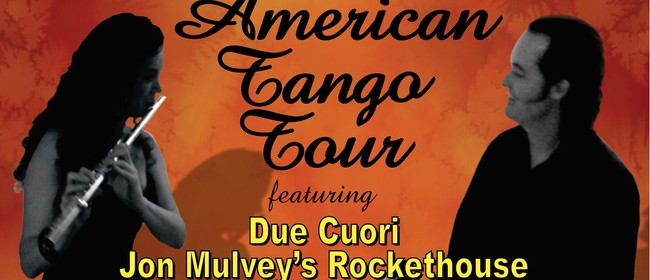 Vortex Tribe & The American Tango Tour with Special Guests