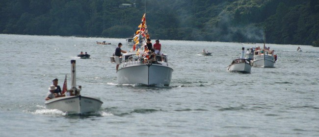 Cruise 'n' Watch Wooden Boat Parade