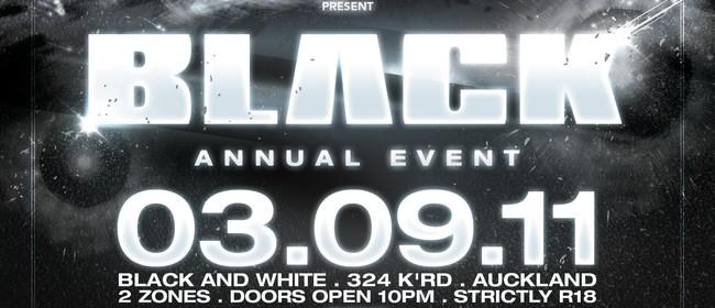 FX Events present Black 2011