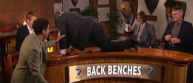Back Benches Pub Politics TV Show