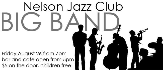 Nelson Jazz Club Big Band