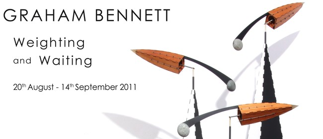 Graham Bennett: Weighting And Waiting (2011)