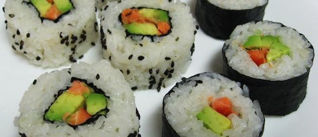 Japanese Sushi Night