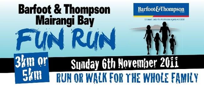 Barfoot & Thompson Mairangi Bay Fun Run