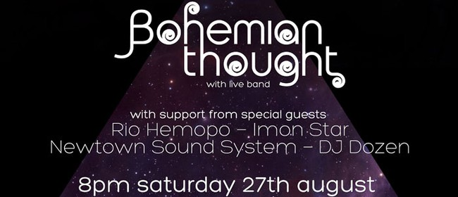 Bohemian Thought Album Release
