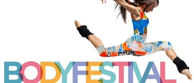 The Body Festival - Move - A Seismic Journey