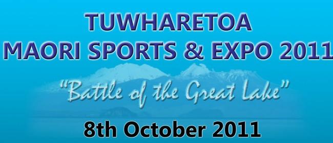Tuwharetoa Maori Sports & Expo 2011 Battle of the Great Lake