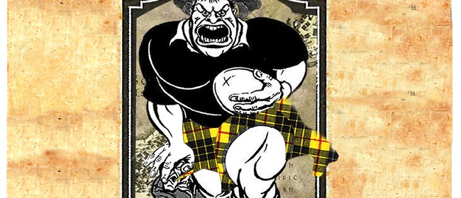 Rugby in Kilts Exhibition