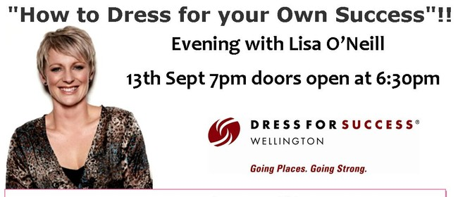 How to Dress for Your Own Success - Lisa O'Neill