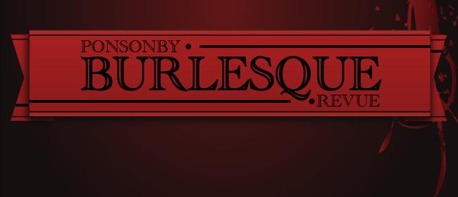 Miss V Ponsonby Burlesque Revue