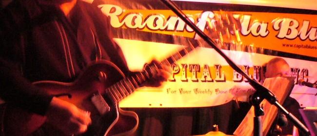 Capital Blues Jam Night