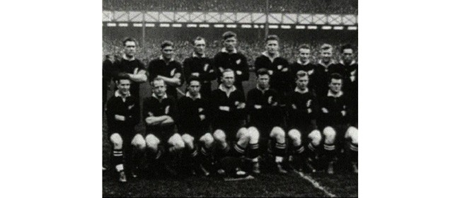 Men In Black: New Zealand Rugby 1905 - 1958