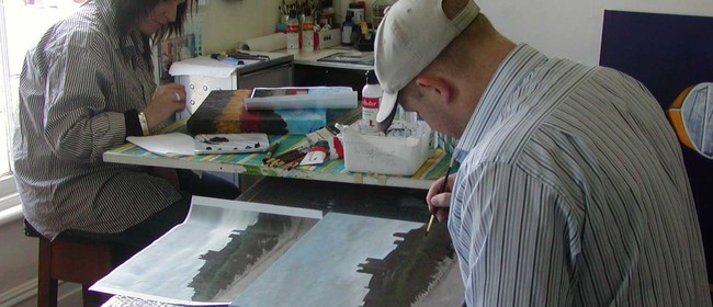 Weekend Painting Classes with Kate McLaren Artist