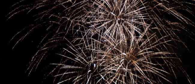 PWC Fireworks Extravaganza