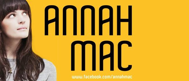 Annah Mac - 'Little Stranger' Album Release Show
