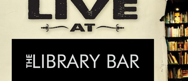 Live at The Library Bar + Going West Poetry Slam Heat # 3
