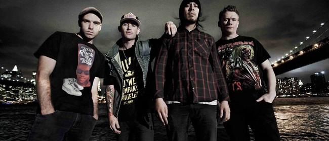 I Am Giant - The Horrifying Truth Album Tour