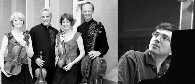 NZSM host NZSQ and Peter Nagy: Concert 1