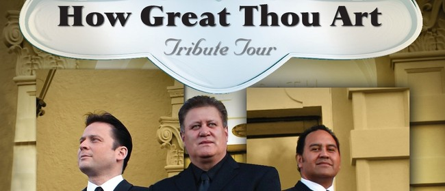 How Great Thou Art Tribute Tour