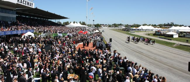 Christchurch Casino NZ Trotting Cup Day