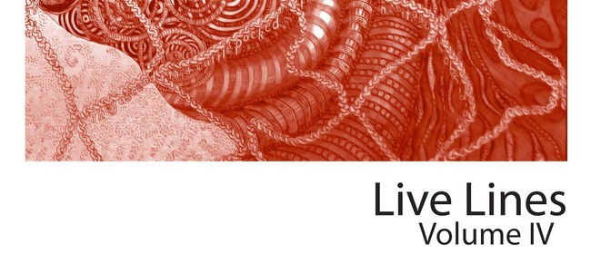 Live Lines IV Book Launch