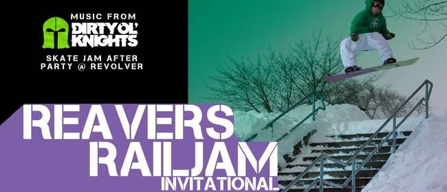 Reavers Rail Jam