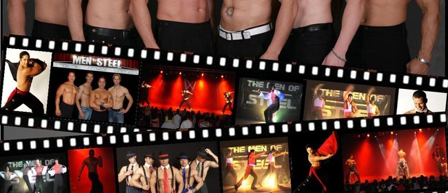 Men of Steel Live Show One for The Ladies